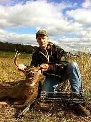 Jeff Taylor's Buck - 2011