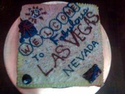 Vegas Bomb Cake