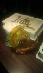 """Capital Ale House""""s 10th Anniversary Cakes"""
