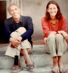 TL and Gyani (genevieve) 1981