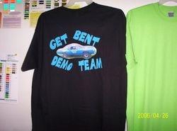 Get Bent Demo Team