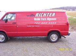 Richter Mobile Truck Alignment