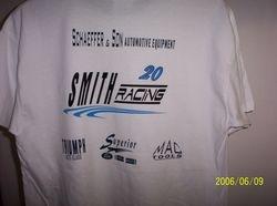 Smith Racing Sponsors