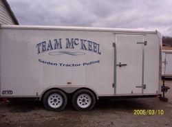 Team McKeel Trailer
