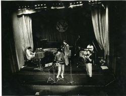 Jazz Center  Leningrad 1990