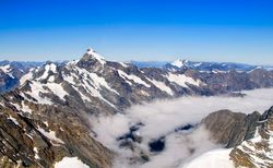 Mt Tasmin & Mt Cook NZ