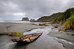 Storm approaching NZ