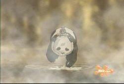 Hai Ba (in giant panda form)