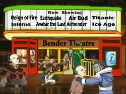 """Bender Theatre,"" by BSG"