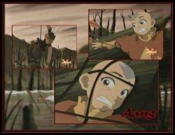 """Aang Captured,"" by BSG"