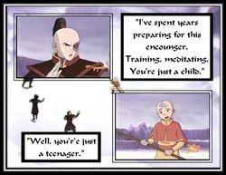 """""""Zuko & Aang,"""" by BSG"""