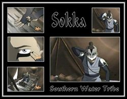 """""""Sokka of the Southern Water Tribe,"""" by BSG"""