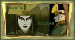 """""""Avatar Kyoshi,"""" by BSG"""
