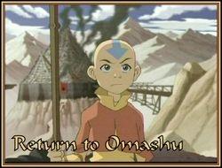 """Return to Omashu,"" by BSG"