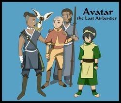 """""""Team Avatar"""" by BSG"""