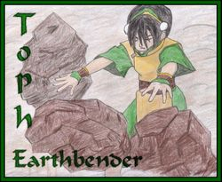 Toph - Earthbender 01 by BSG
