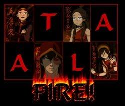ATLA Fire by BSG