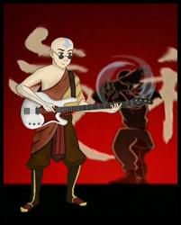 Aang of Bass by BSG