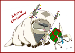 Appa & Momo Christmas by BSG