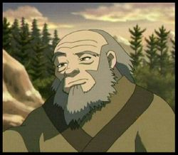 Unlce Iroh (aka Dragon of the West)