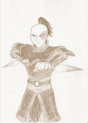 """""""Zuko and his Daggers"""""""