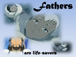 Father's Are Life Savers by ATLA