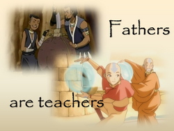 Fathers Are Teachers by ATLA