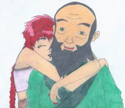 """Kes and Iroh"" by KesQuest"