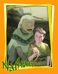"Nathan  aka ""The Cabbage Man"""