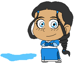 Katara Christmas Gif by TREarthWindSpirit