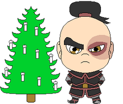 Zuko Christmas Gif by TREarthWindSpirit