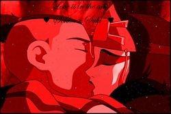 Sokka Suki Valentine by Kyuketsuki