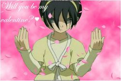 Toph Valentine by Lora Elric