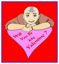 Aang Valentine 01 by BSG