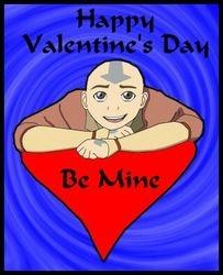 Aang Valentine 02 by BSG