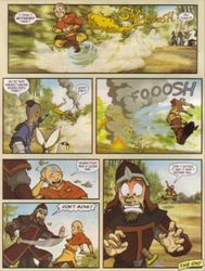 Nickelodeon Comic pg 2 of 2