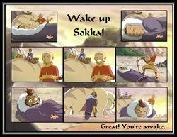 """Wake Up Sokka"" by BSG"
