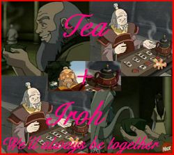 Iroh Tea Valentine by Shira