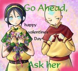 Taang Valentine by AuraLee