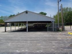 Basketball Court Pavilion