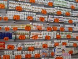 Drugs, drugs - prescription free it seems
