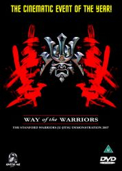 Way of the Warriors DVD Cover