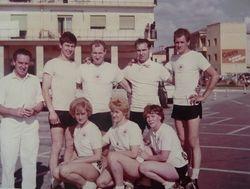 1968 British Team