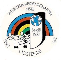 1981 - Ostende, Belgium
