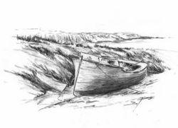 Brit's Boat sketch