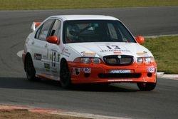 MGZS Race Car Peter Burchill