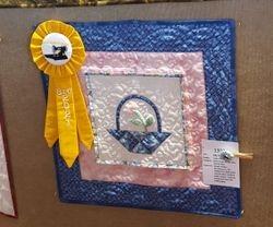 BOM, Kits and Row by Row - 3rd Place - Kathy Davila -