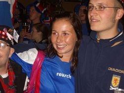 Ladies love the Frenchmen...