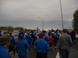 March to the game