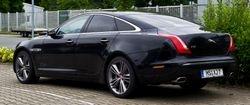 Jaguar XJ Luxury Sedan